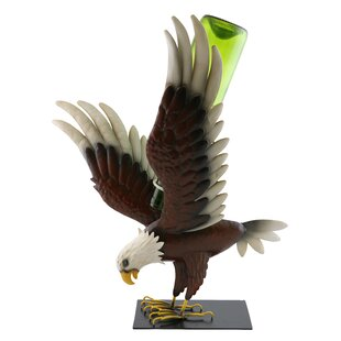 Adhemar Bald Eagle 1 Bottle Tabletop Wine..