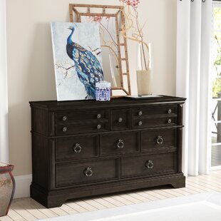 World Menagerie Derrell 8 Drawer Dresser