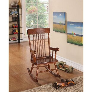 Ellesmere Rocking Chair by Harriet Bee