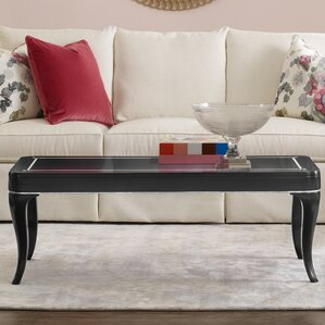 Flirt Coffee Table by Cynthia Rowley