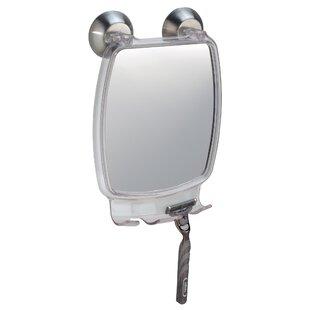 Rebrilliant Suction Fog-Free Mirror