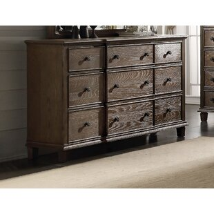 Catron 9 Drawer Dresser by Gracie Oaks