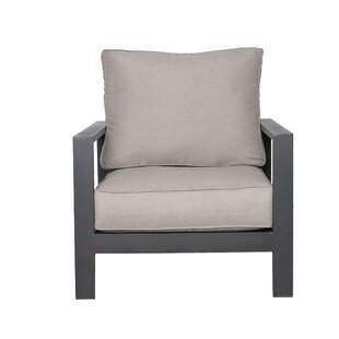Lepage Patio Chair with Cushions