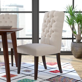 Alexis Upholstered Dining Chair (Set of 2) by Latitude Run SKU:DD206122 Shop