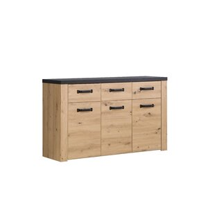 Agnar 3 Drawers Combi Chest By 17 Stories