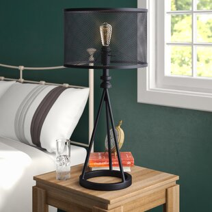 Amaia Industrial 29.25 Table Lamp