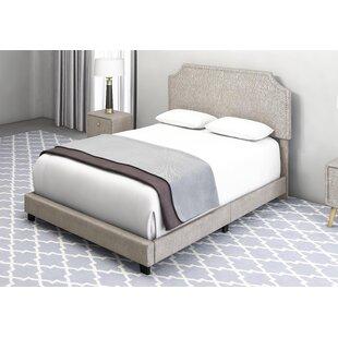 Kjellfrid Upholstered Standard Bed