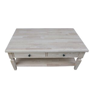 Briseno Coffee Table with Storage
