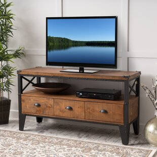 Inexpensive McCordsville TV Stand for TVs up to 50 by Red Barrel Studio Reviews (2019) & Buyer's Guide