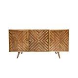 Whiston 3 Door Accent Cabinet by Corrigan Studio®