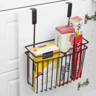Home Basics Cabinet Door Organizer