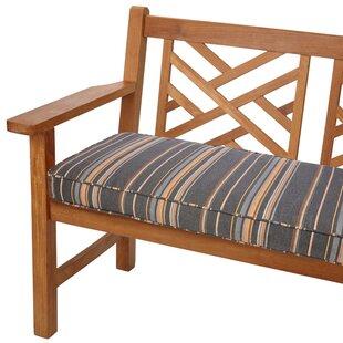 Dyer Indoor/Outdoor Sunbrella Bench Cushion by Red Barrel Studio