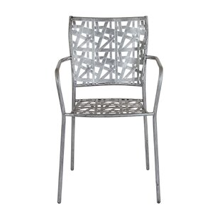 Tanksley Stacking Patio Dining Chair