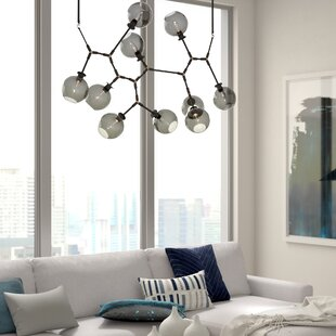 Langley Street Larry 10-Light Design Chandlier