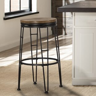 Winfield 26 Swivel Bar Stool Gracie Oaks