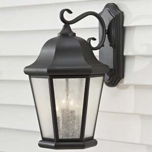Darby Home Co Hereford 4-Light Outdoor Wall Lantern