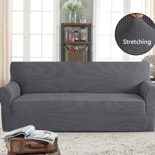 Grey Sofa Slipcovers You Ll Love In