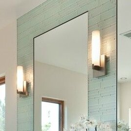 Compare prices 1-Light LED Armed Sconce By Efficient Lighting