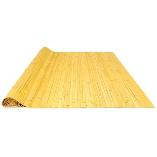 Bamboo Panel Wall D?cor by Backyard X-Scapes