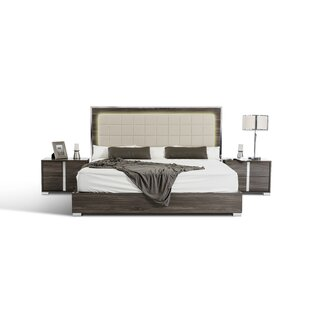 Demaria Upholstered Platform Bed by Orren Ellis
