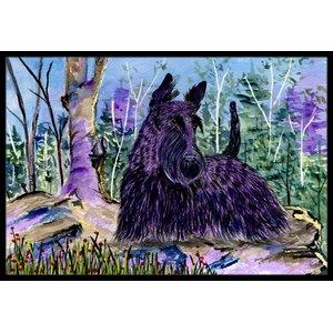 Scottish Terrier Doormat