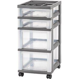 Wayfair Basics 4 Drawer Storage Chest