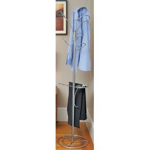 Busby Bedroom Coat Rack by Rebrilliant