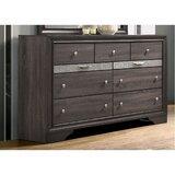 Stjean 7 Drawer Double Dresser by House of Hampton®