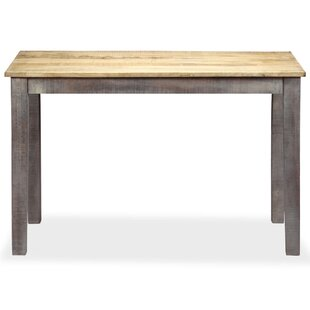Highbury Solid Wood Dining Table By Ebern Designs