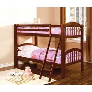 Best Choices Robbie Twin over Twin Bunk Bed by Harriet Bee Reviews (2019) & Buyer's Guide