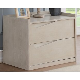 Forester 2 Drawer Nightstand