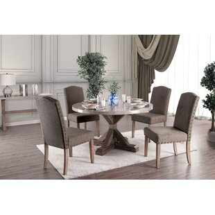 Abigail 5 Piece Dining Set One Allium Way