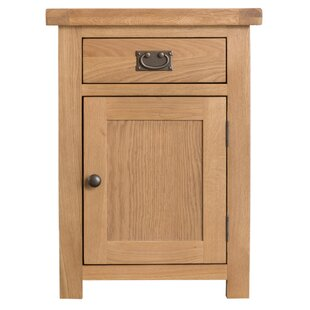 Frederickson 1 Drawer Bedside Table By Union Rustic