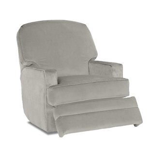 Wayfair Custom Upholstery™ Bridger Glider Swivel Recliner