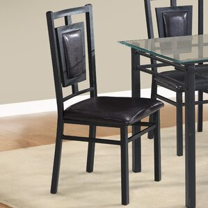 Jerada Side Chair (Set of 4) by World Men..
