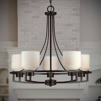 Cyan Design Luciani 6 Light Candle Style Empire Chandelier Wayfair