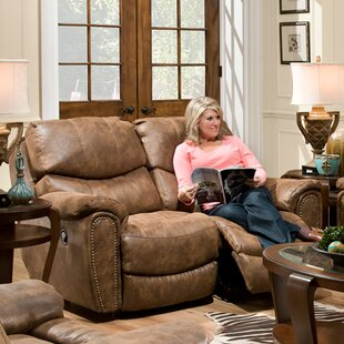 Find the perfect Carolina Motion Reclining Loveseat by Red Barrel Studio Reviews (2019) & Buyer's Guide