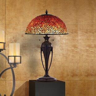 Online Reviews Siegmund 29.5 Table Lamp By Loon Peak