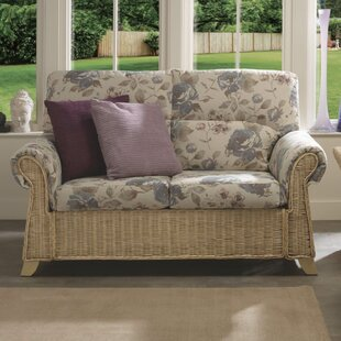 Fabela Conservatory Loveseat By Beachcrest Home