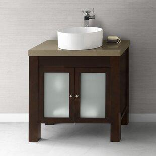 Devon 31 Single Bathroom Vanity Base by Ronbow