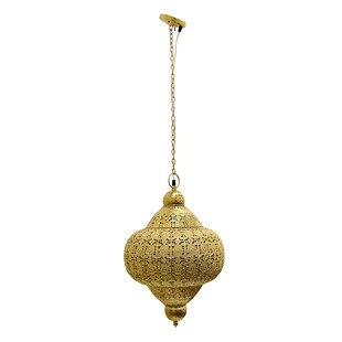Affordable Metal Lantern By Bungalow Rose