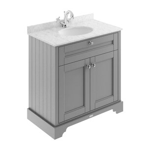 Free Shipping 800mm Free-Standing Vanity Unit