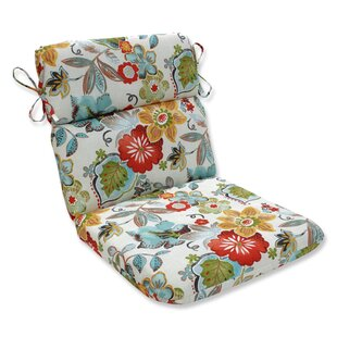 Outdoor Pillow Perfect Indoor/Outdoor Chair Cushion