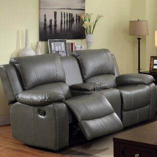 Wellersburg Reclining Loveseat by Darby Home Co
