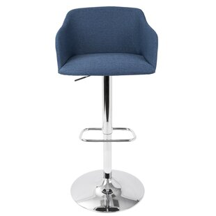 Brielle 23.5 Swivel Bar Stool Langley Street