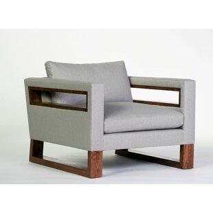 Affordable Marshall Armchair by Corrigan Studio
