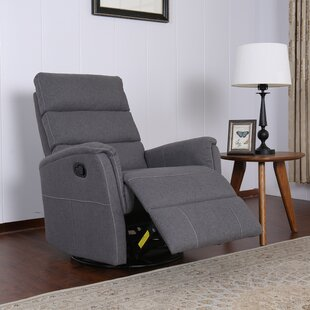 Frederika Manual Swivel Recliner