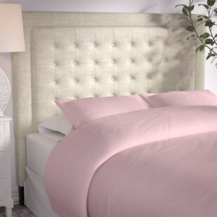 Price comparison Woodside Upholstered Panel Headboard by Three Posts