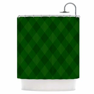 Overgrowth Single Shower Curtain