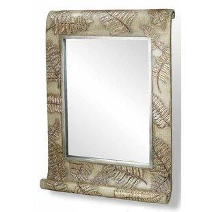 Millwood Pines Neville Fern Wall Mirror